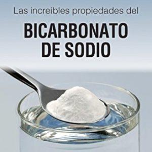 Libro - Las increibles propiedades del bicarbonato de sodio