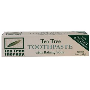 Tea Tree Therapy - Pasta de dientes con bicarbonato de sodio 150 ml